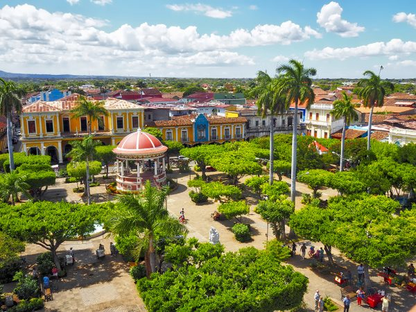 Kostaryka i Nikaragua granada