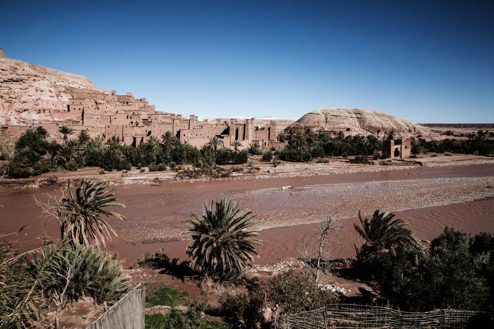 Maroko AIT BEN HADDOU
