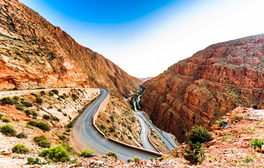 Maroko Dades