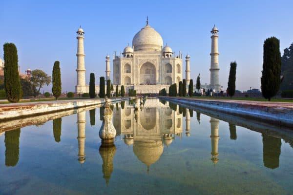 Indie Taj Mahal 2