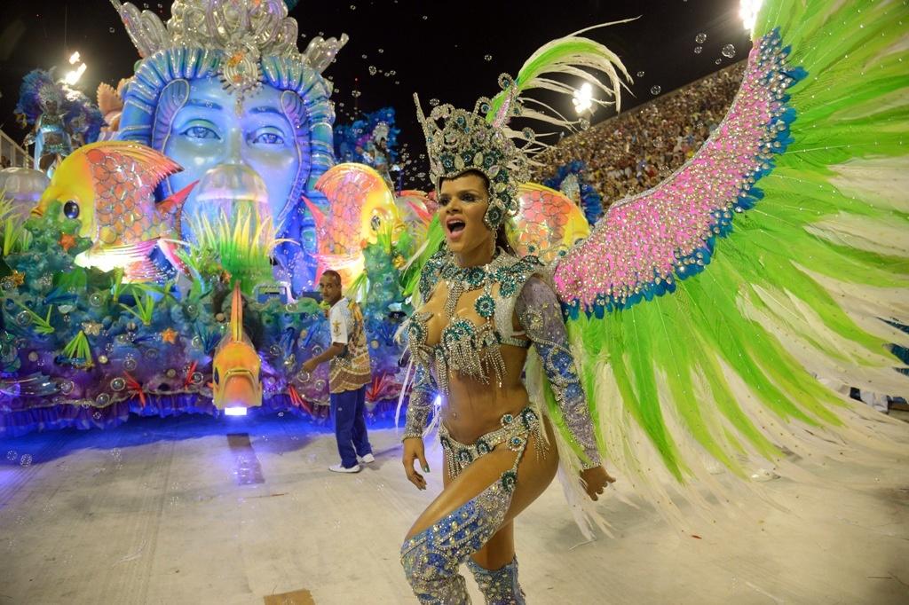 brazylia karnawał w rio de janeiro 3