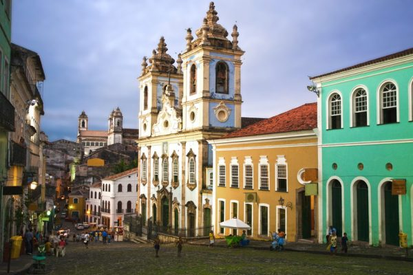brazylia salvador de bahia