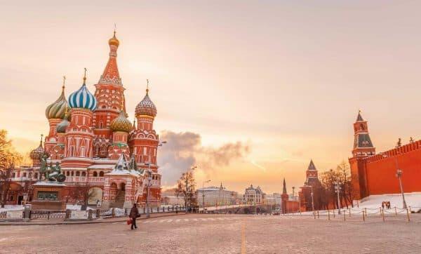 Kolej Transsyberyjska Rosja
