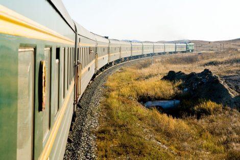 Kolej Transsyberyjska XL