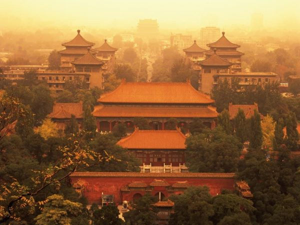 Kolej Transsyberyjska Chiny Pekin
