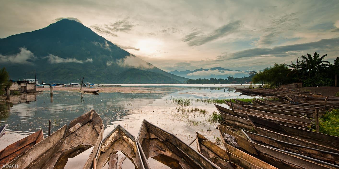 meksyk belize gwatemala jezioro atitlan