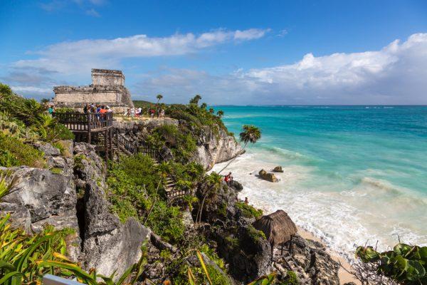 meksyk belize gwatemala tulum