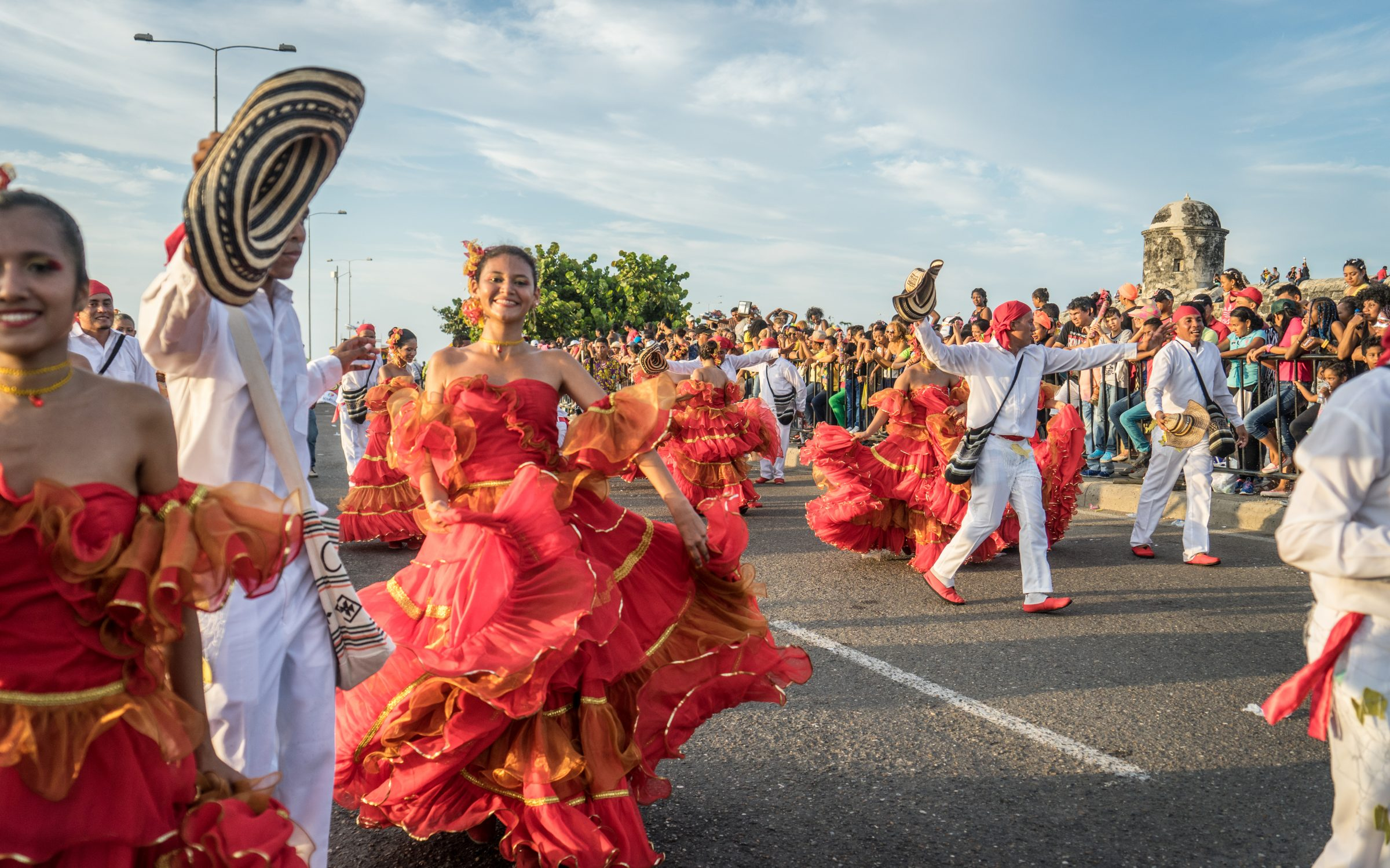 Kolumbia karnawal 2