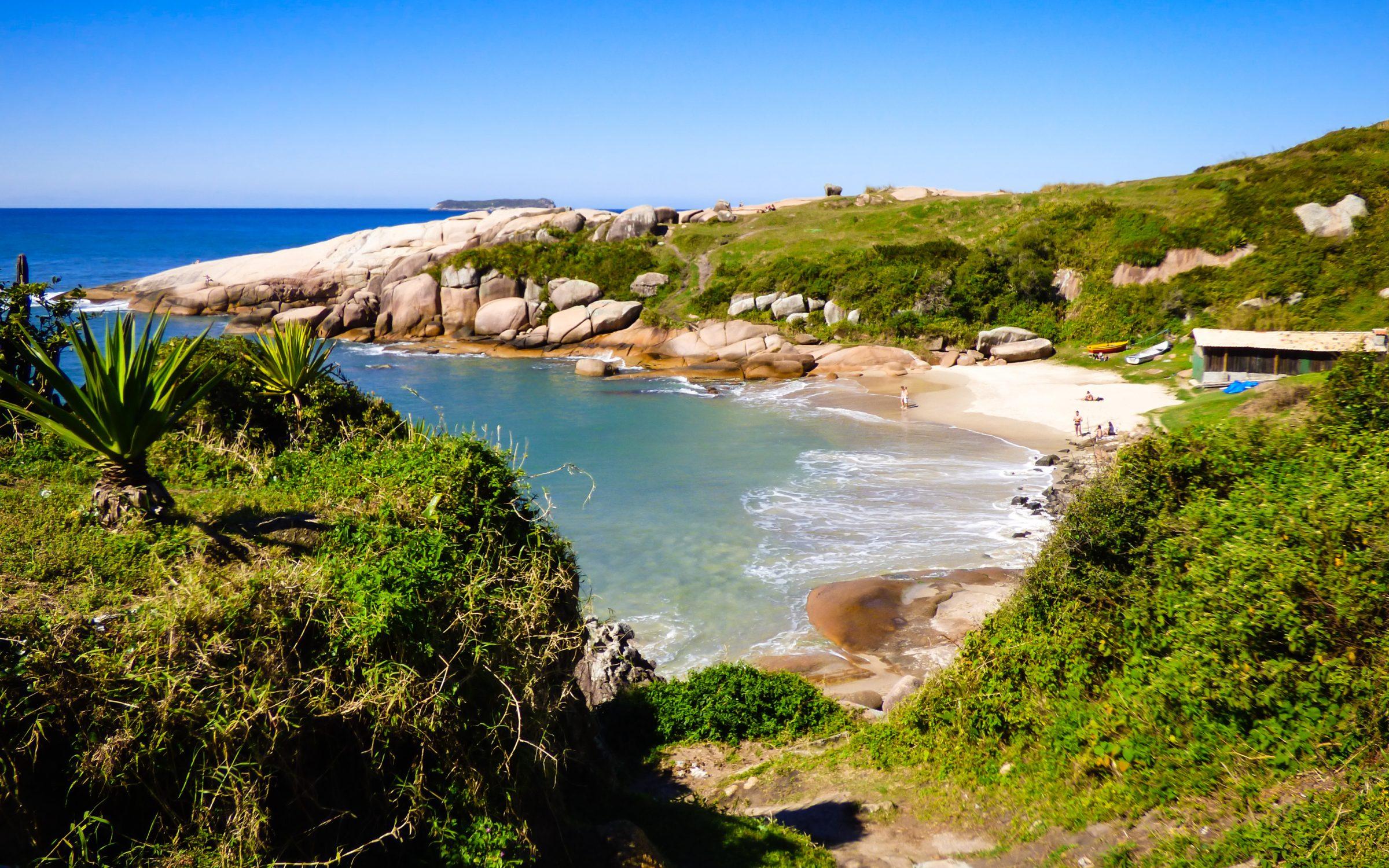 Florianopolis plaże