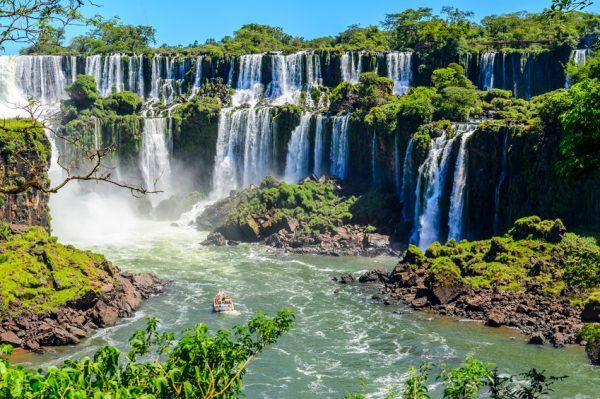 argentyna wodospady iguazu