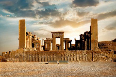 Iran Persepolis M