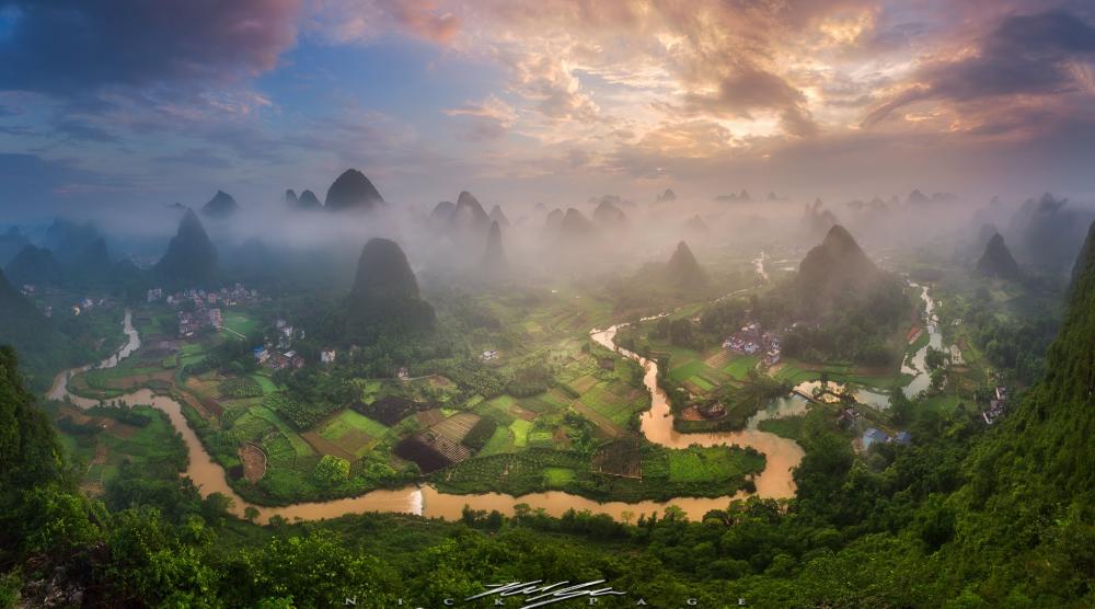 Chiny rzeka