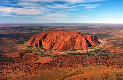 australia ayers rock uluru