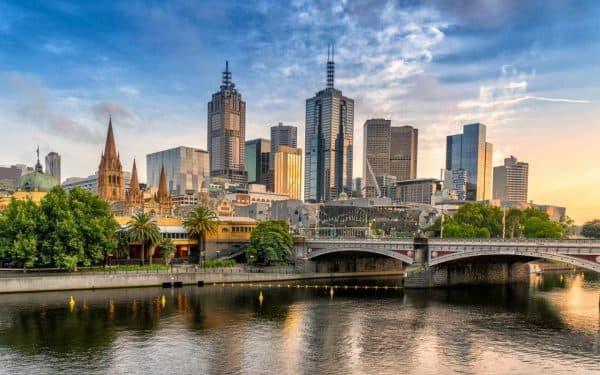 australia melbourne centrum