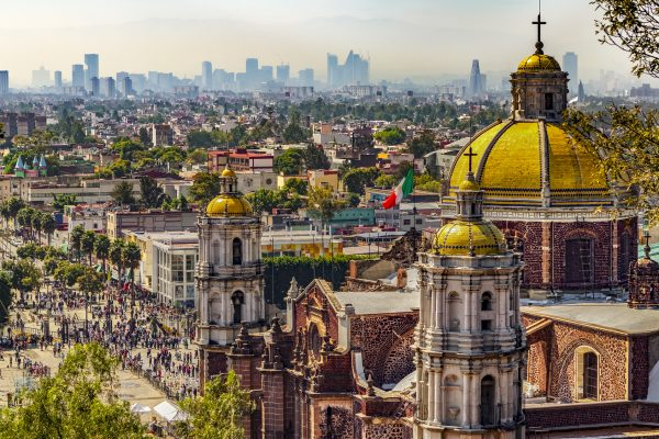 Meksyk Mexico City