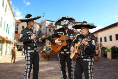Meksyk Muzycy