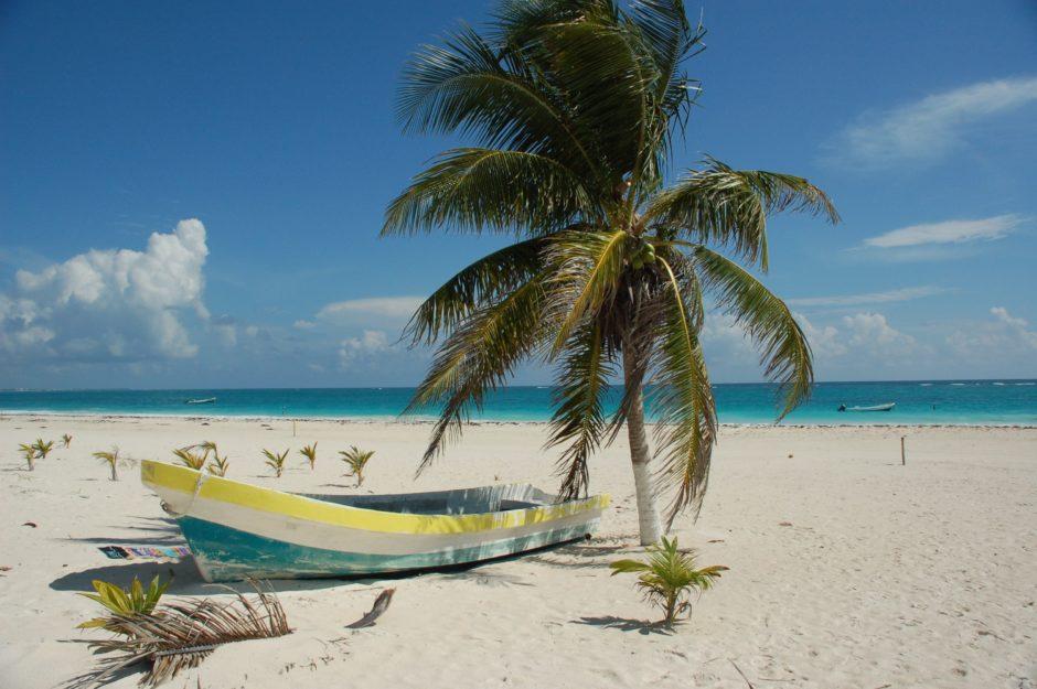 Meksyk plaża