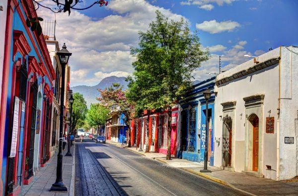 Meksyk Oaxaca