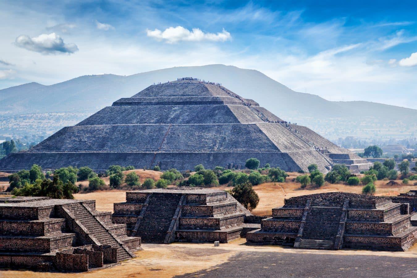 meksyk santa muerte teotihuacan
