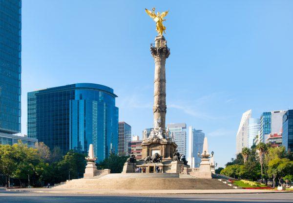 Meksyk Santa Muerte Mexico City