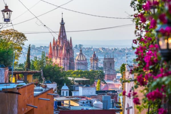 Meksyk Santa Muerte San Miguel de Allende