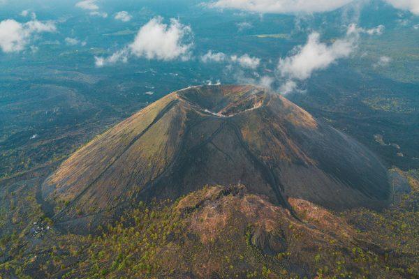 meksyk santa muerte wulkan paricutin