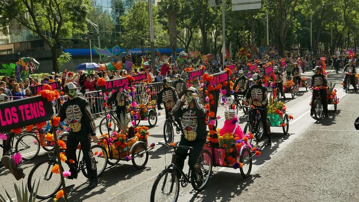 Dia de los Muertos, czyli Święto Zmarłych po meksykańsku 10