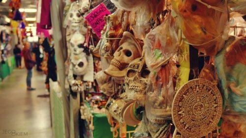 Dia de los Muertos, czyli Święto Zmarłych po meksykańsku 1