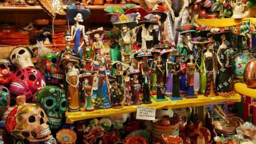 Dia de los Muertos, czyli Święto Zmarłych po meksykańsku