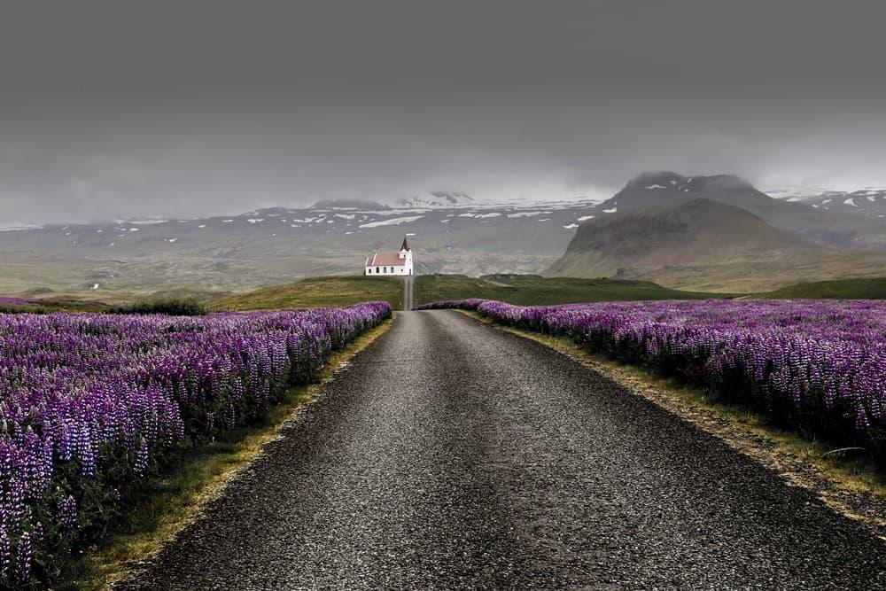 Islandia po raz pierwszy