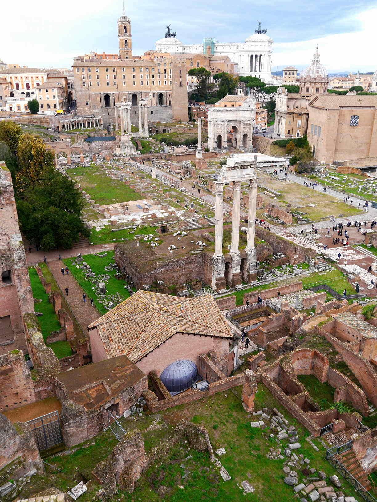 Jak ugryźć Rzym w 3 dni 5