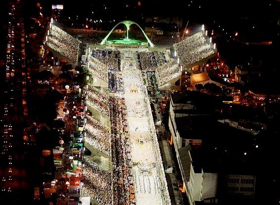 Karnawał w Rio de Janeiro 6