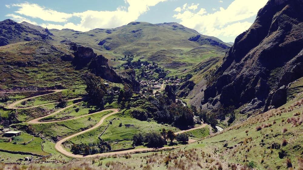 Peru mniej znane 1