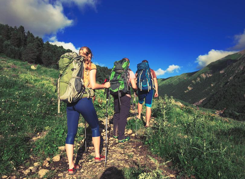 Przygotuj się na trekking