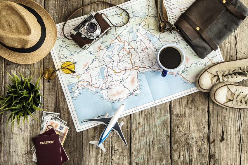 TOP 6 porad - jak się przygotować do samodzielnej podróży 1