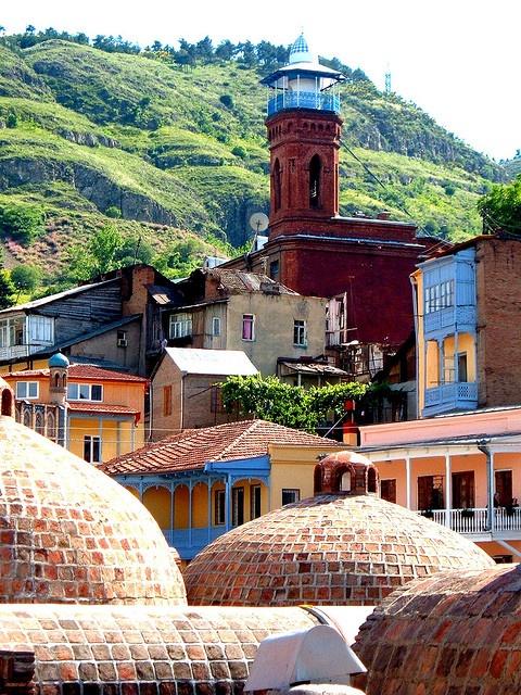 Wśród gór Kaukazu - Gruzja dla aktywnych 12