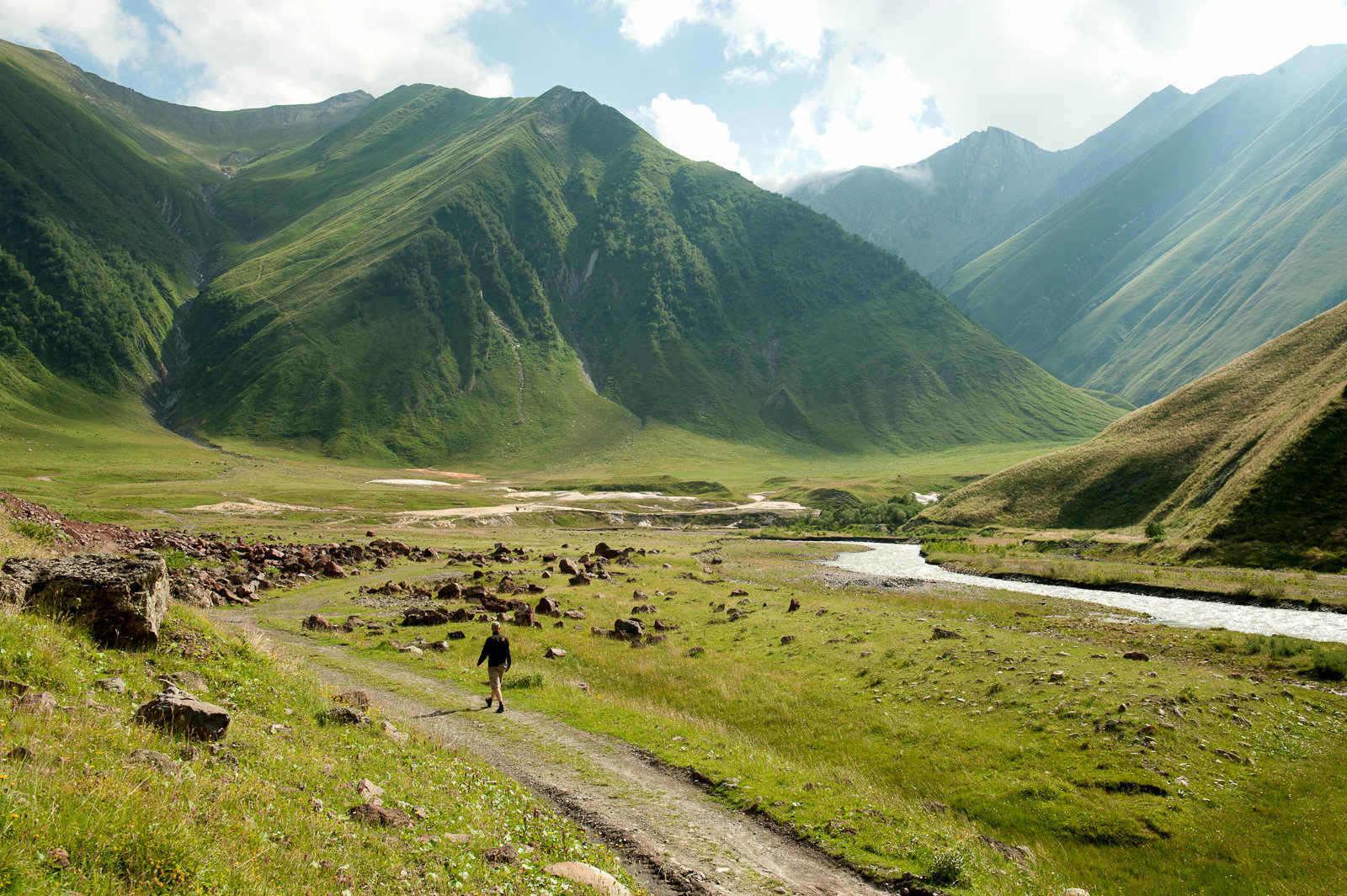 Wśród gór Kaukazu - Gruzja dla aktywnych 3