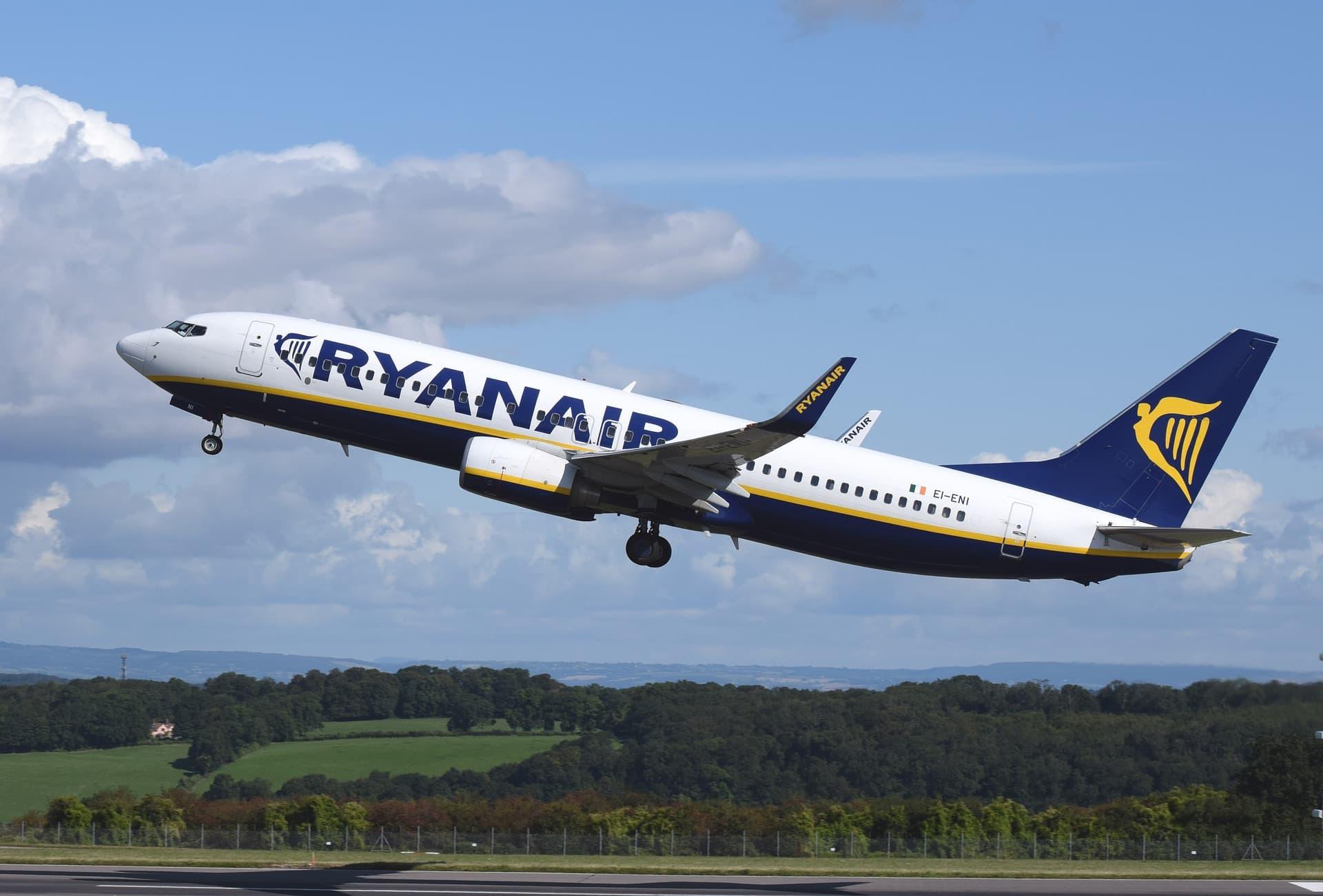 Zmiana polityki bagażowej w Ryanair