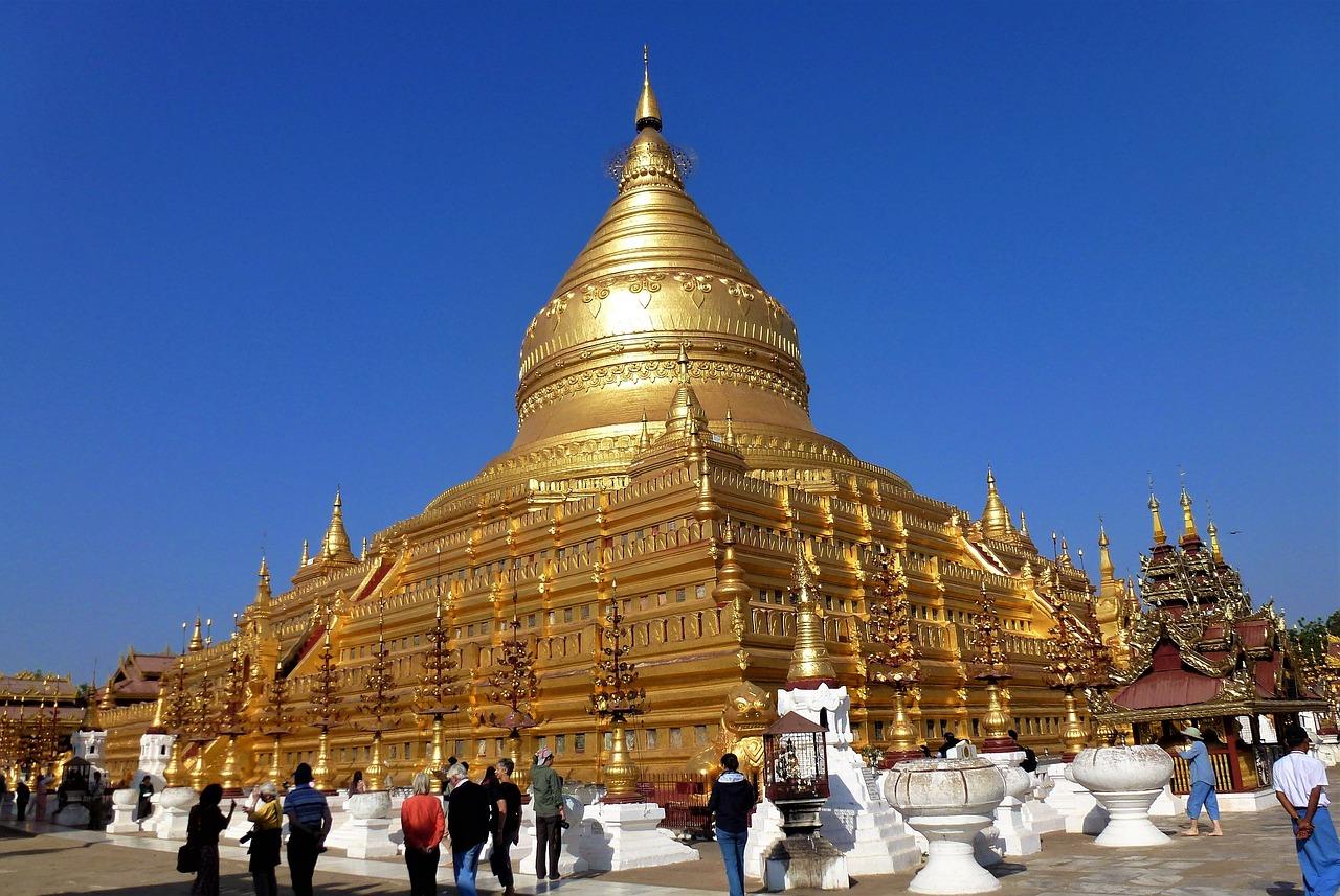 Birma (Mjanma) co zobaczyć