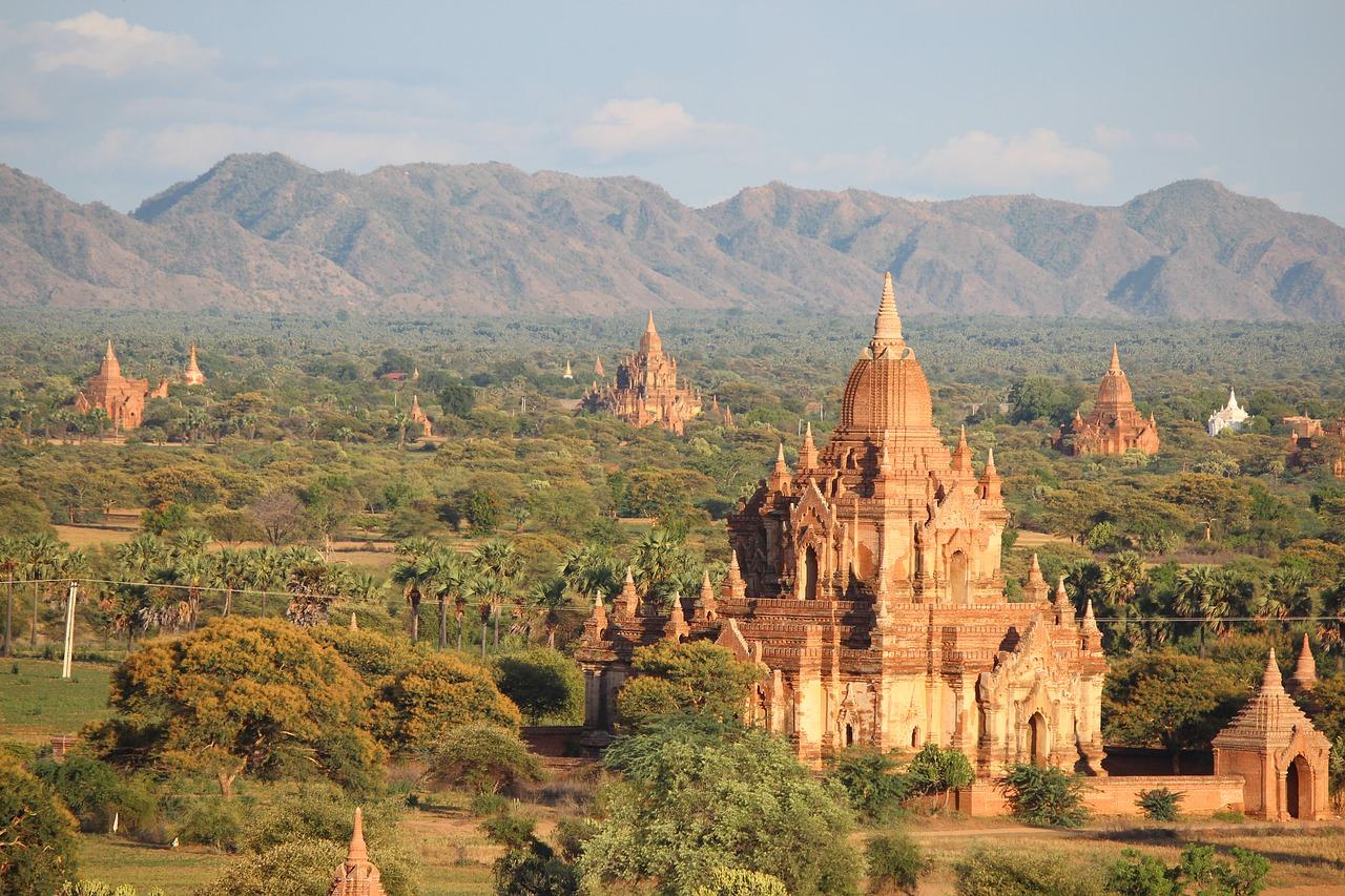 Birma Azja co zobaczyć