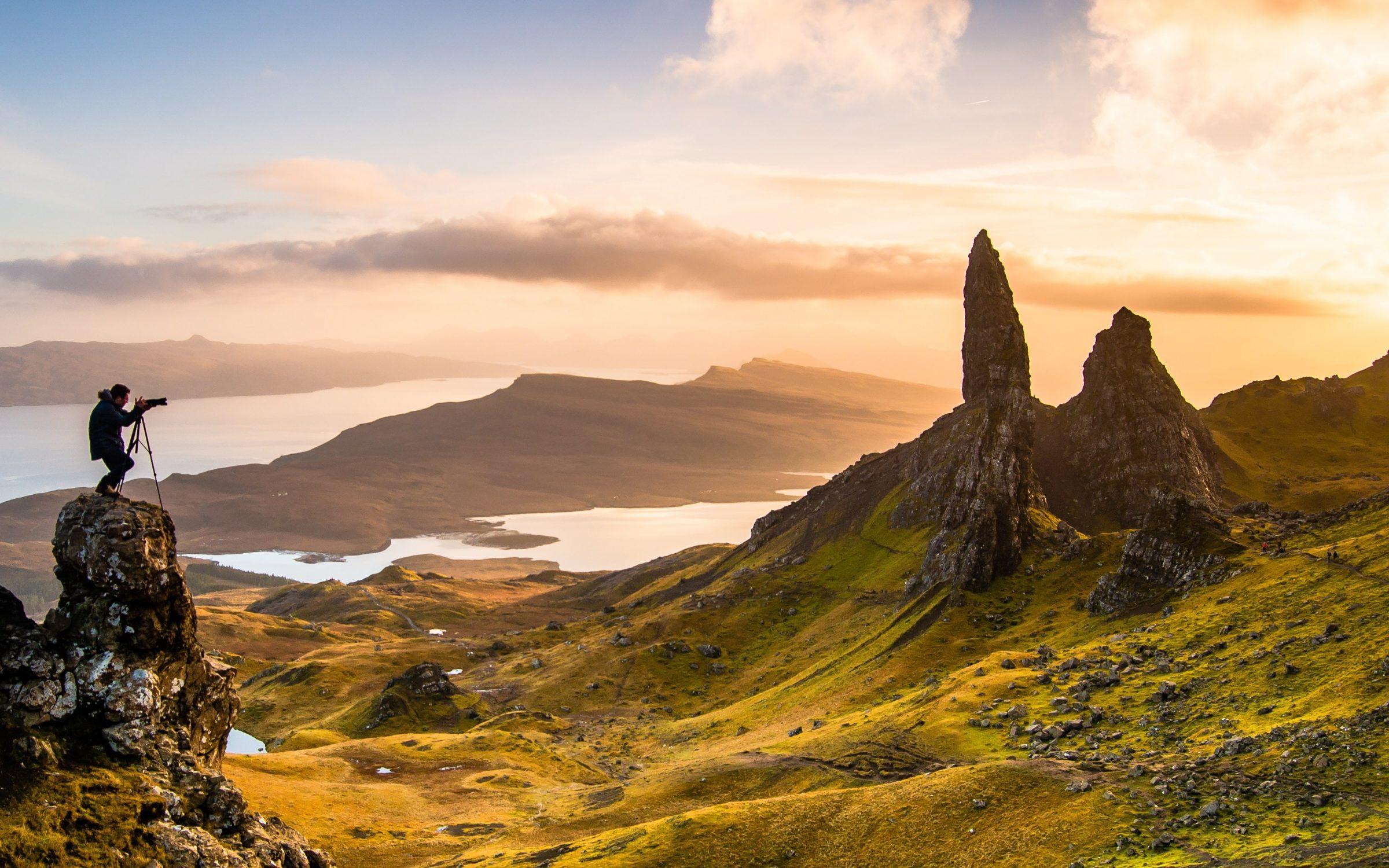 Szkocja Isle of Skye 4