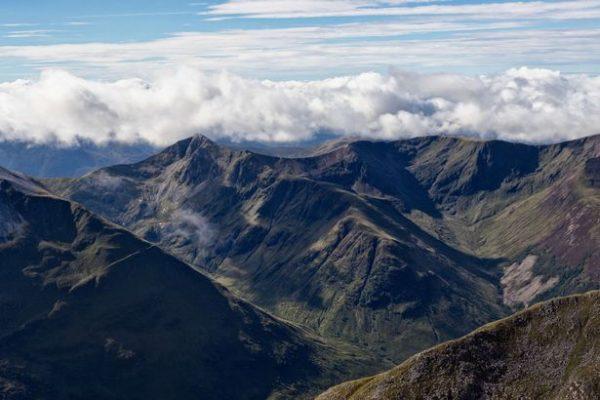 Szkocja Ben Nevis