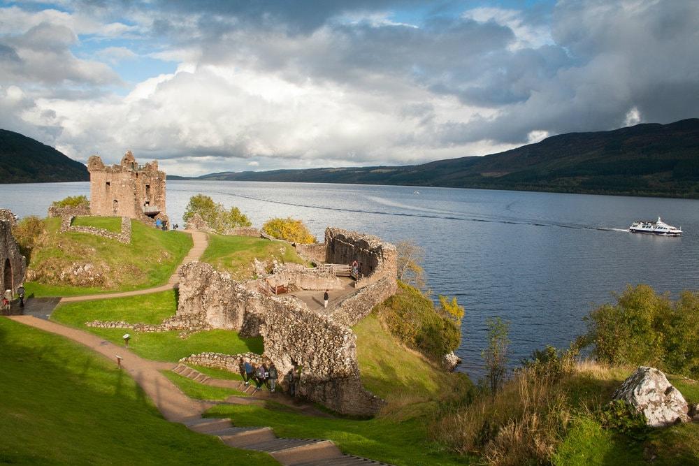 Szkocja Loch Ness