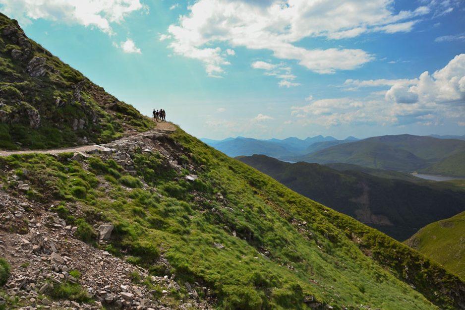 Trekking Szkocja 2