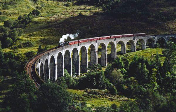 Szkocja wiadukt