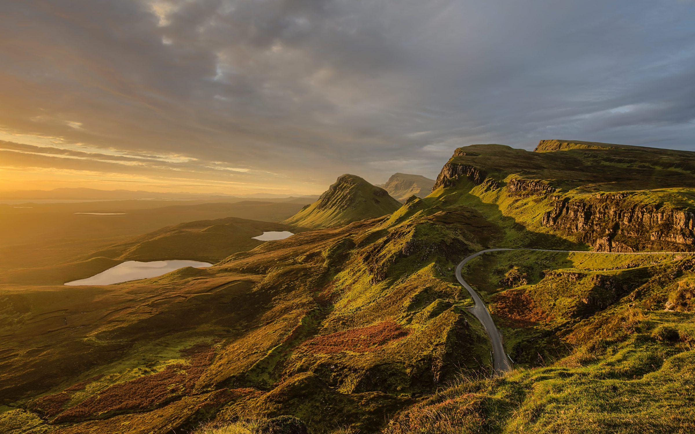 Isle of Skye Szkocja