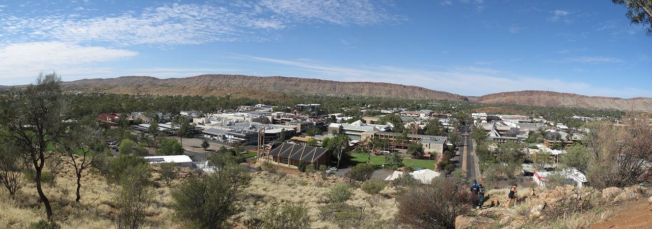 australia outback alice springs