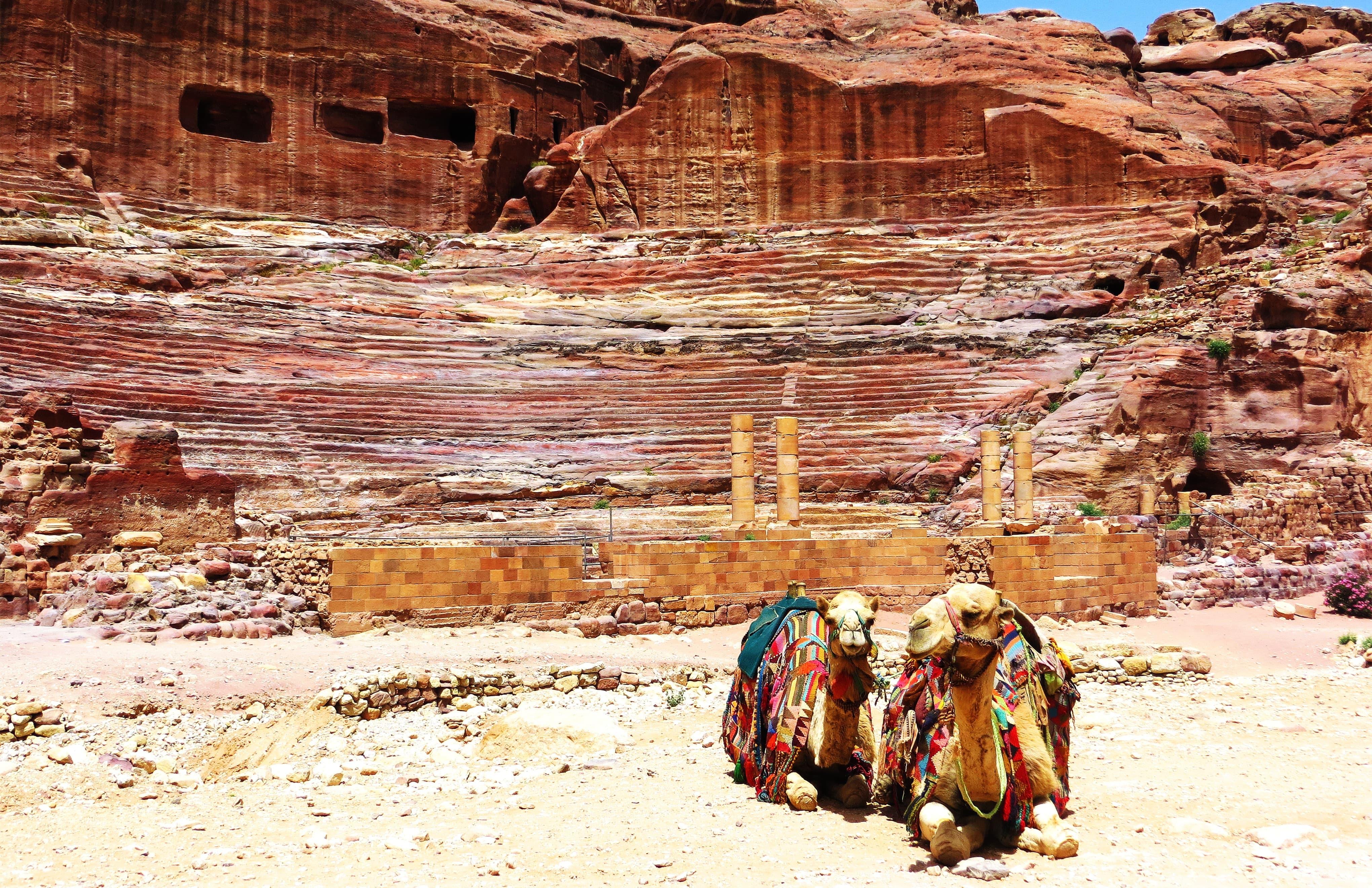 Jordania pustynia 7
