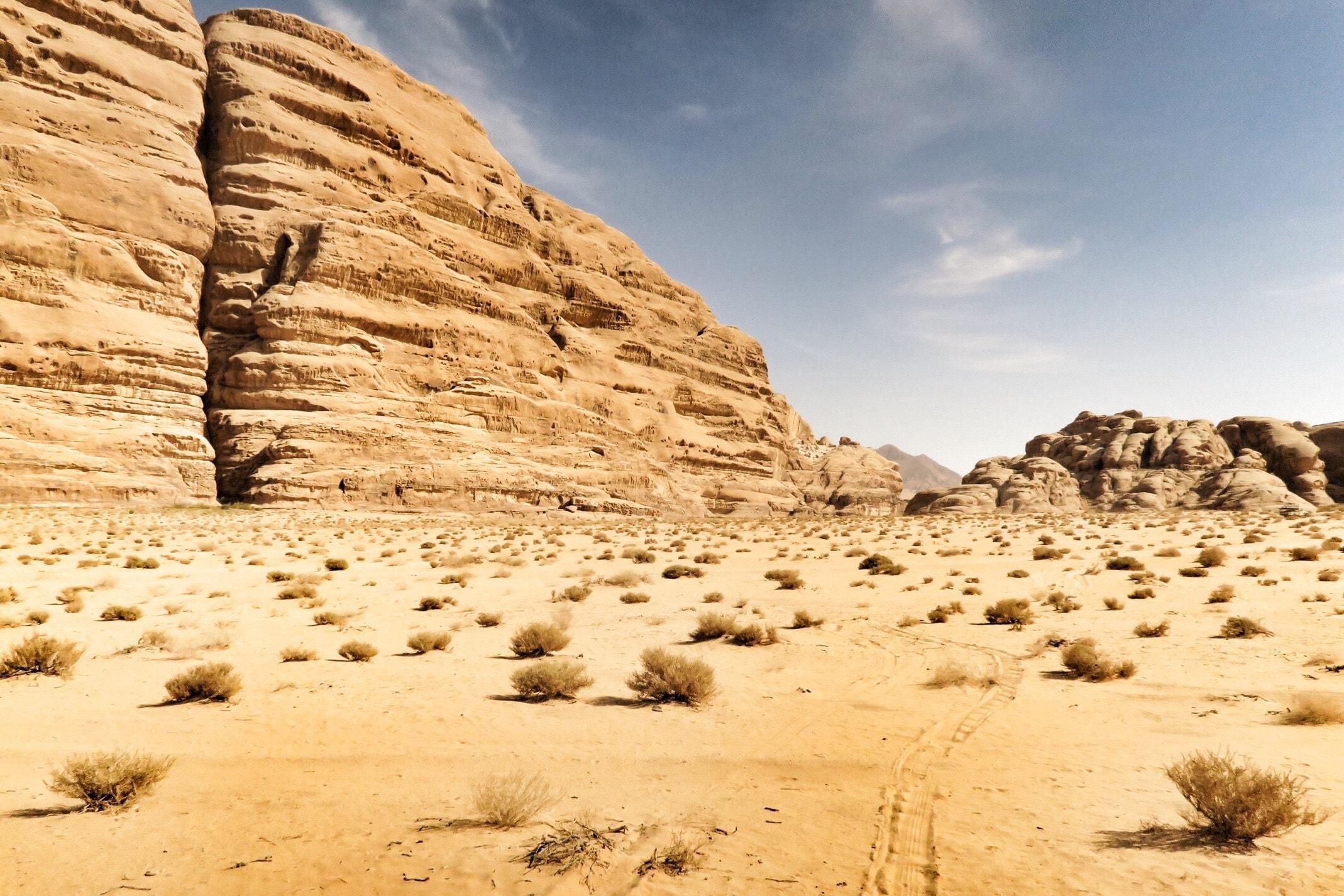 Jordania pustynia 9