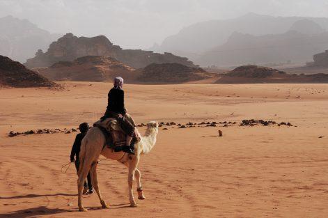 Pustynia Jordania 18